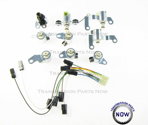 transmission repairs, JF506E, 09A, Solenoid set, transmission parts, VW parts, 52-9043, Rostra, transmission parts now