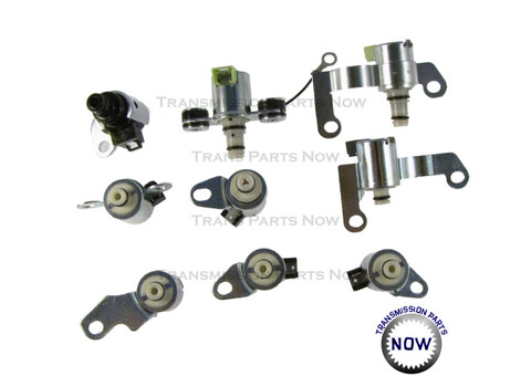 Rostra solenoid set with harness and gasket. JF506E