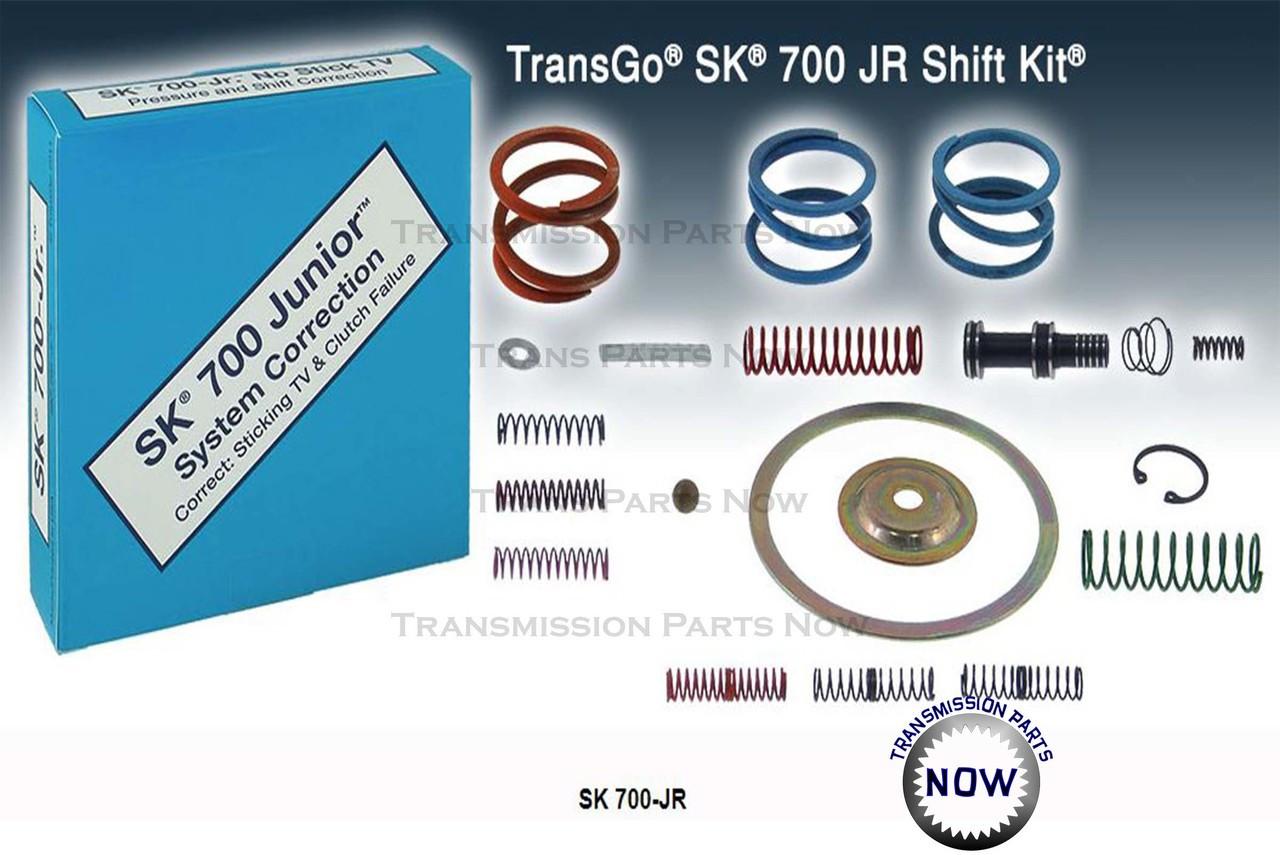 5R55W TRANSGO Shift Kit Valve Body Rebuild Kit