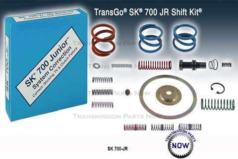 Transgo, Shift kit, SK700JR, SK 700 JR, Performance, valve body, GM, Chevy, Hot Rods, 74167T, T74167