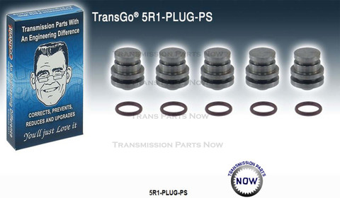 Transgo, 5R110 transmission, Shift kits, Pressure switches, 16411-6, 5R1-PLUG-PS, Valve body, best transmission parts
