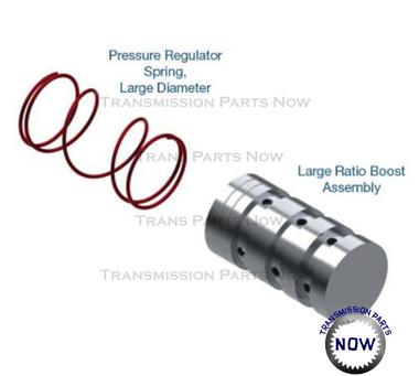 5R55WS-LB1, 5R55W, 5R55S, Best transmission parts, Line pressure, boost valve, pressure regulator spring, Upgrades, Towing, performance,Explorer, Mustang