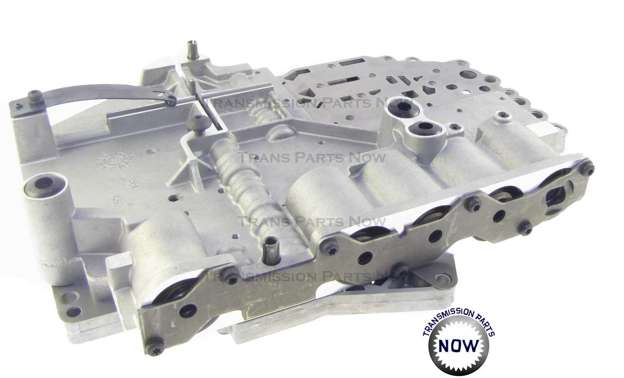 545RFE Rebuilt Valve Body Rebuilt Solenoid 2WD Filter Kit