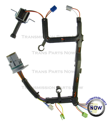 4l65e Transmission Connector Wiring Diagram. E40d ... on