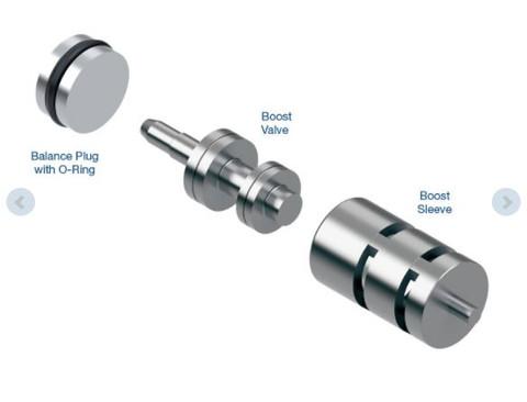 Sonnax, 34200-03K, boost valve, reverse boost valve, pump, 4L80, 4L85E, transmission, gm, chevy, chevrolet