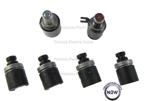 4R44E, 4R55E, 5R44E, 5R55E, Transmission solenoids kit, Ford, Mazda, Shift solenoid, epc, tcc, lockup