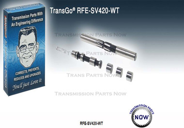 Transgo Switch Valve, RFE-SV420-WT, Dodge, Ram, Jeep, A604, 42RLE, 45RFE, 545RFE, 68RFE, Transmission