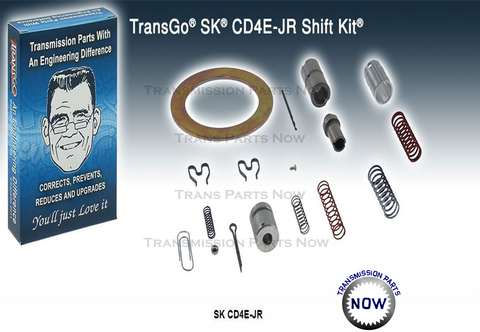 Ford, Escape, Mazda, Transgo, Shift kit, SK CD4E, SKCD4E