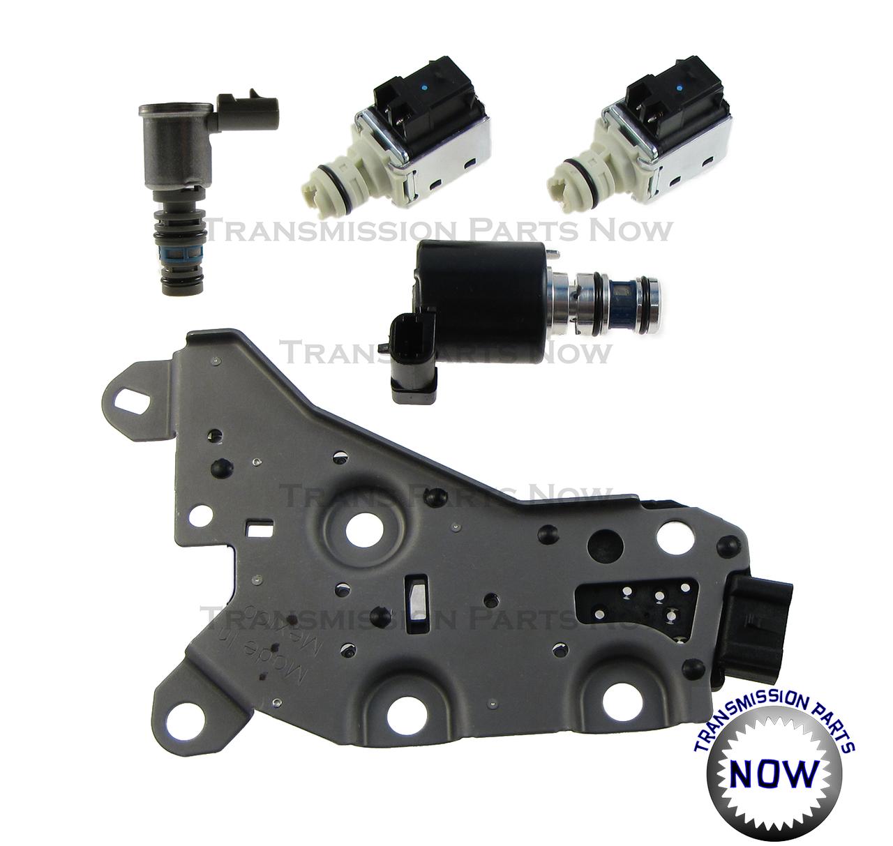 4R44E 4R55E 5R44E 5R55E Ford Mazda Solenoid and 2WD Filter