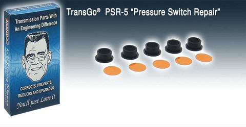 PSR-5, Transgo, Pressure switch, Transmission repair, 6L45, 6L50, 6L80, 6L90, 6T70, GM