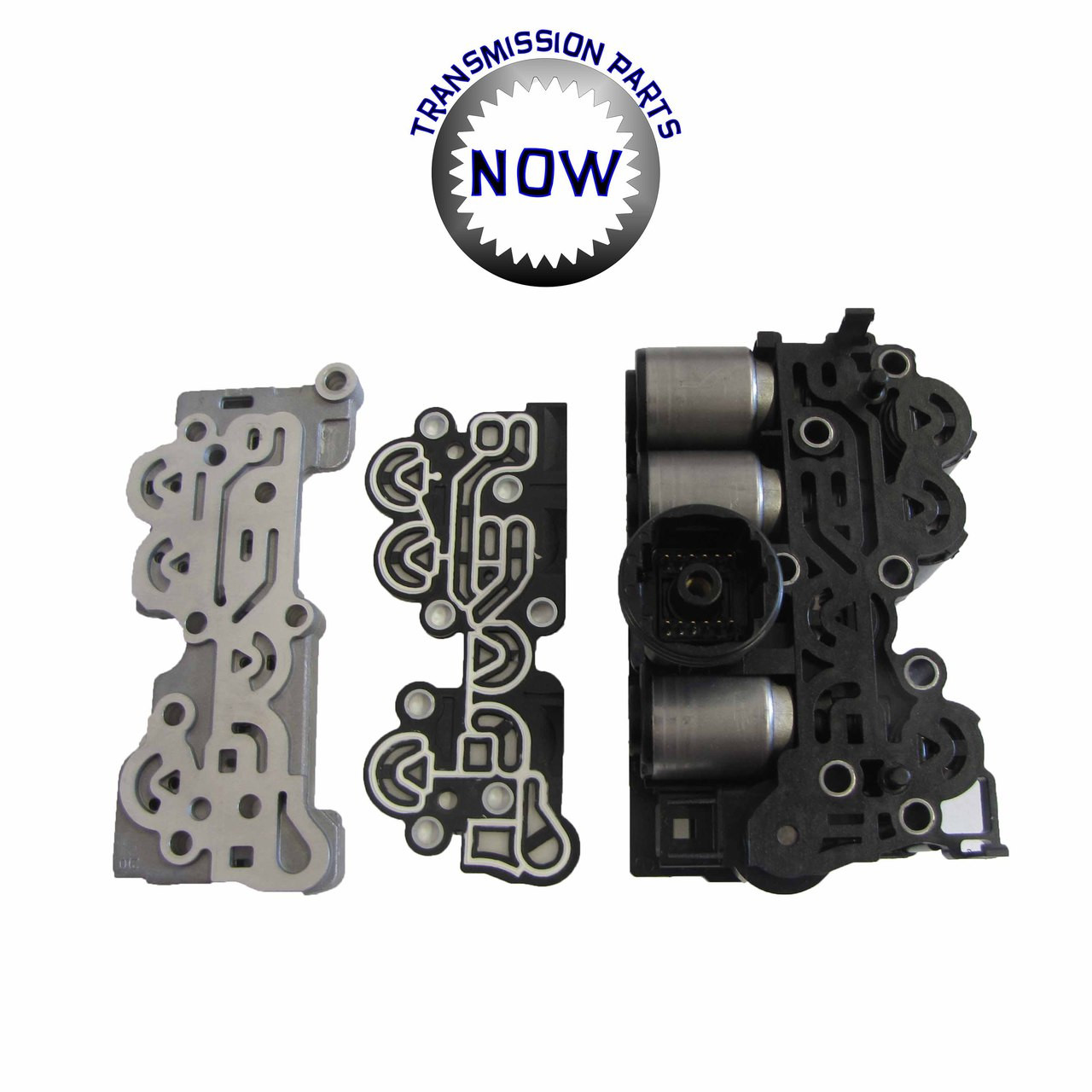 5R55S 5R55W Quality Rebuilt Ford solenoid pack