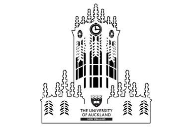 Clocktower Sticker