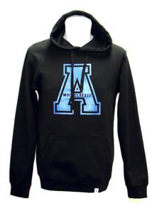 'A' Design Men Hoodie