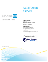 Everything DiSC Facilitator Report