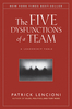 The Five Dysfunctions of a Team Book