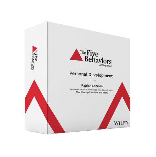 Five Behaviors Personal Development Facilitation Kit