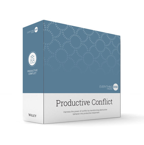 Everything DiSC Productive Conflict Facilitation Kit