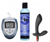Electrify Your Prostate Silicone Estim Kit
