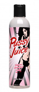Pussy Juice Vagina Scented Lube- 8.25 oz