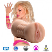 Jesse Jane Pussy and Ass Stroker