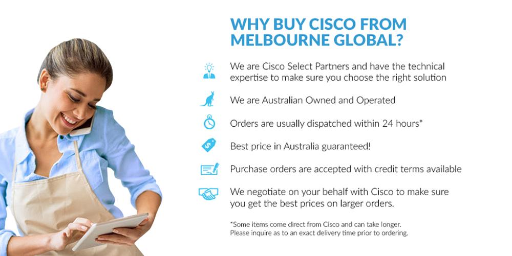 ISR4431/K9 | Buy Cisco online at Melbourne Global Systems