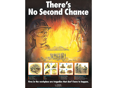 Fire Safety: No Second Chance