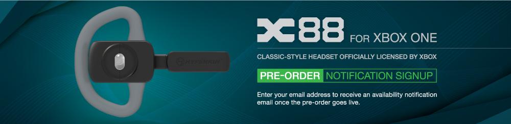 X88 Controller