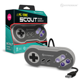 """Scout"" Premium  USB Controller for PC/ Mac® - Hyperkin"