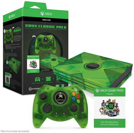 Hyperkin Xbox Classic Pack for Xbox One X Collector's Edition