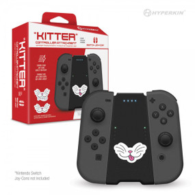 """Kitter"" Controller Attachment for Switch Joy-Con - Hyperkin"