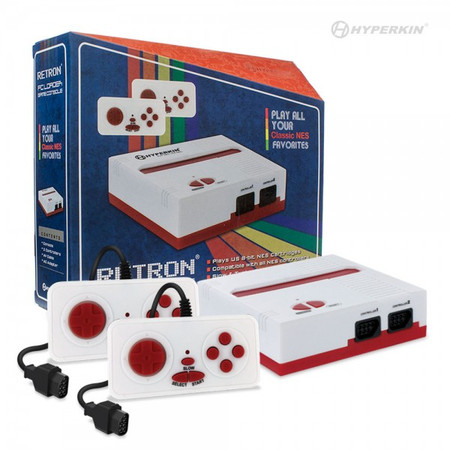RetroN 1 Gaming Console for NES® (Red) - Hyperkin
