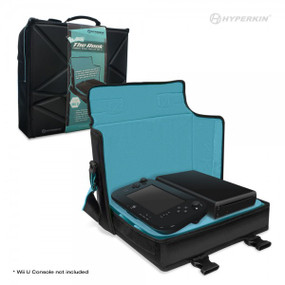 The Rook Travel Bag for Wii U®/ Wii® - Hyperkin Polygon
