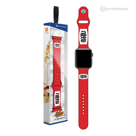 Street Fighter Ryu's Gloves Band for Apple Watch®