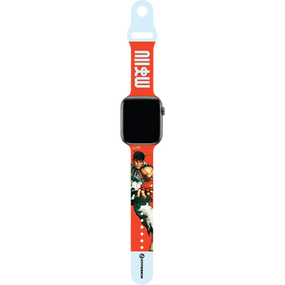 Street Fighter Ryu's World Warrior Band for Apple Watch®
