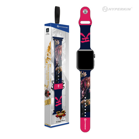 Street Fighter Raging Demon Band For Apple Watch®