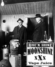 MOONSHINE BREW RISE'N SHINE - E-Juice - E-Liquid - Electronic Cigarettes - ECig - Vape - Vapor - Vaping - Pickering - Ajax - Whitby - Oshawa - Toronto - Ontario - Canada