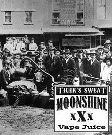 MOONSHINE BREW TIGER'S SWEAT - E-Juice - E-Liquid - Electronic Cigarettes - ECig - Vape - Vapor - Vaping - Pickering - Ajax - Whitby - Oshawa - Toronto - Ontario - Canada