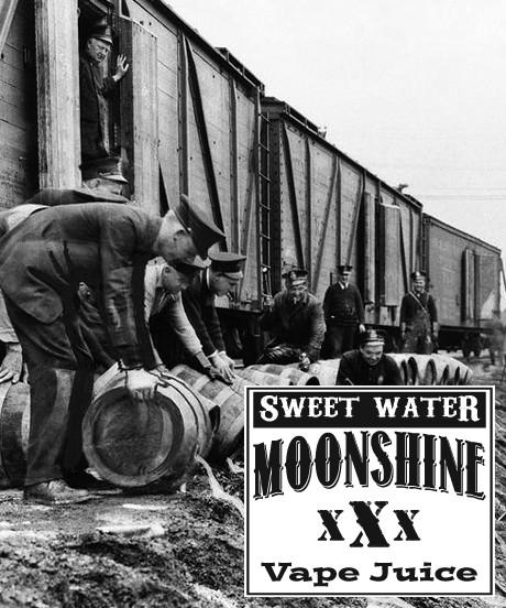 MOONSHINE BREW SWEET WATER - E-Juice - E-Liquid - Electronic Cigarettes - ECig - Vape - Vapor - Vaping - Pickering - Ajax - Whitby - Oshawa - Toronto - Ontario - Canada