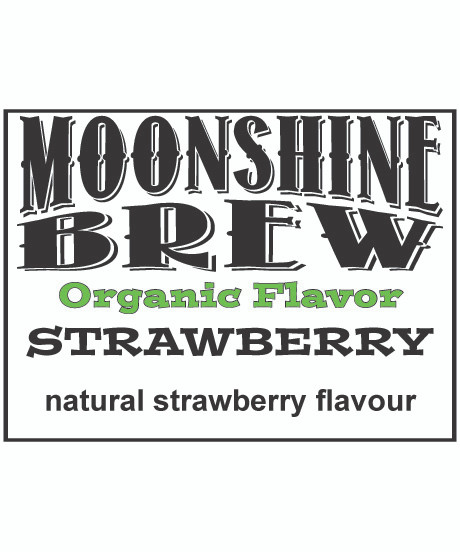 MOONSHINE BREW STRAWBERRY - E-Juice - E-Liquid - Electronic Cigarettes - ECig - Vape - Vapor - Vaping - Pickering - Ajax - Whitby - Oshawa - Toronto - Ontario - Canada