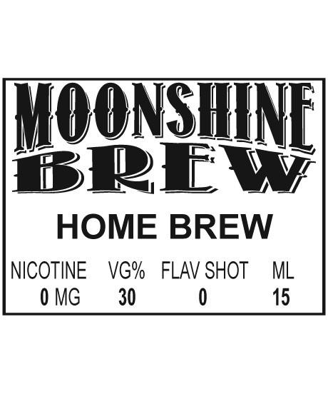 MOONSHINE BREW HOME BREW - E-Juice - E-Liquid - Electronic Cigarettes - ECig - Ejuice - Eliquid - Vape - Vapor - Vaping - Pickering - Ajax - Whitby - Oshawa - Toronto - Ontario – Canada
