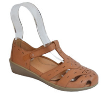 Ziera Desert Women's Sandals - Light Tan