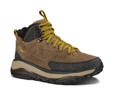 Hoka Men's Tor Summit MID WP Brown/Golden Rod