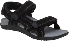Orthaheel Kid's Noosa Sandal Black