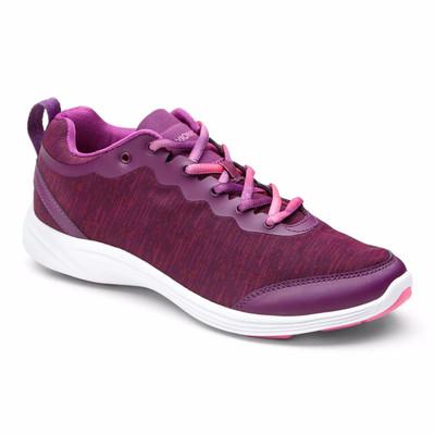 Vionic Women's Fyn Sneakers Purple