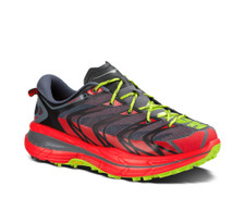 Hoka Men's Speedgoat Bright Red/ Black