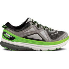 Hoka Men's Constant Grey/Black/Green Flash
