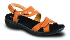 Revere Women's Sydney Tan Sandal