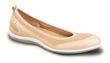 Revere Charlotte Women's Ballet Flat Taupe Mesh - 33CHARTAUW