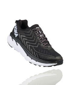 Hoka Women's Clifton 4 Black/White