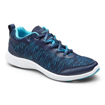 Vionic Women's Fyn Sneakers Navy
